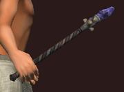 Rusty Wand of the Fallen Magi (Equipped)