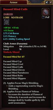 Focused Mind Cuffs