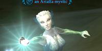 An Arialla mystic