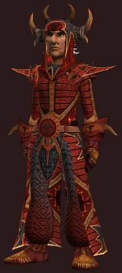 Elementalist's Seraphic (Armor Set) (Visible, Male)