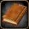 Icon book orange 01 (Common)