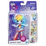 Equestria Girls Minis School Dance Rainbow Dash packaging