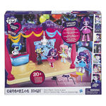Equestria Girls Minis Canterlot High Dance Playset packaging
