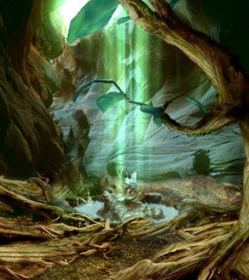 Archivo:FFVII Mt. Nibel Natural Materia.jpg