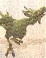 Chocobo Verde FFXII