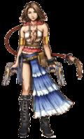 Yuna en Final Fantasy X-2