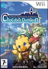 Archivo:Portada Final Fantasy Fables- Chocobo's Dungeon Wii E.jpg