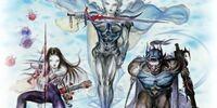 Lista de personajes de Final Fantasy II