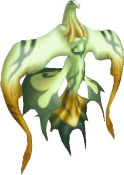 Imagen de Quetzal en Final Fantasy VIII