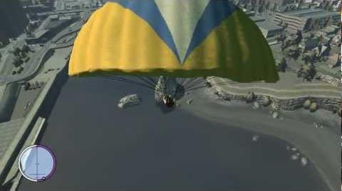 GTA IV EFLC TBoGT - Salto Base 4