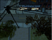 Laundromat en Downtown Broker (CW)