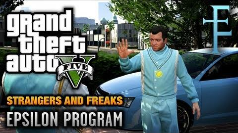 GTA 5 - Epsilon Program (Kifflom! Achievement Trophy)-0