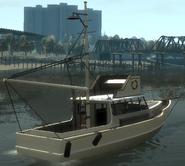 Reefer detrás GTA IV