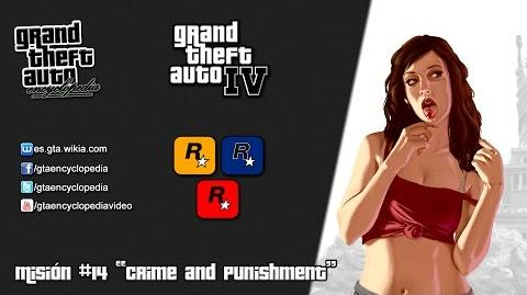 GTA IV Mission Crime and Punishment
