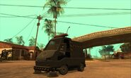GTA San Andreas Beta Sweeper