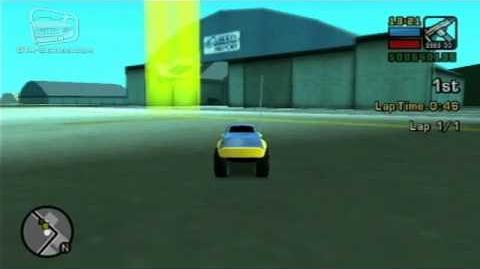 GTA Liberty City Stories - RC Race - Chasin' RC