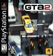 GTA 2 Psone