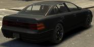 Intruder detrás GTA IV
