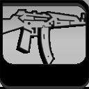 AK-47 HUD LCS