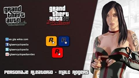 Grand Theft Auto IV The Lost and Damned - Malc Rogers