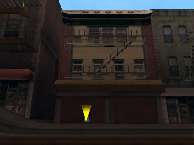 Piso franco de chinatown grand theft encyclopedia for Casa moderna gta sa