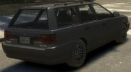 Ingot detrás GTA IV