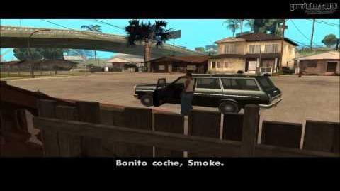 GTA San Andreas Big Smoke Sweet & Kendl