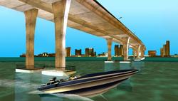 Vista del Links Bridge en VCS.PNG