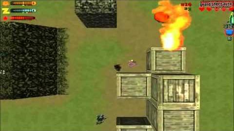 GTA 2 (PC) - ¡BASE MILITAR!