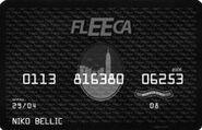 Tarjeta FLEECA de Niko Bellic