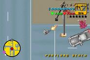 GTA III (GBA)4