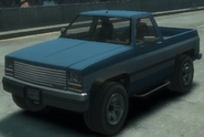 Rancher GTA IV
