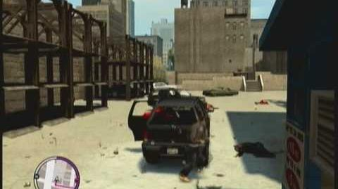 GTA IV TBoGT Drug War