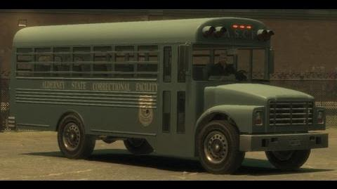 GTA lost and damned how to get the prison bus - (GTA lost and damned prison bus)