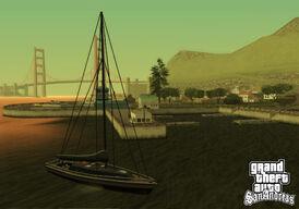 Vista de bayside con el puente gant al fondo.jpg
