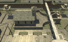 Penitenciaría Alderney Edificio de psicología