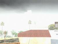 Relámpago en Los Santos