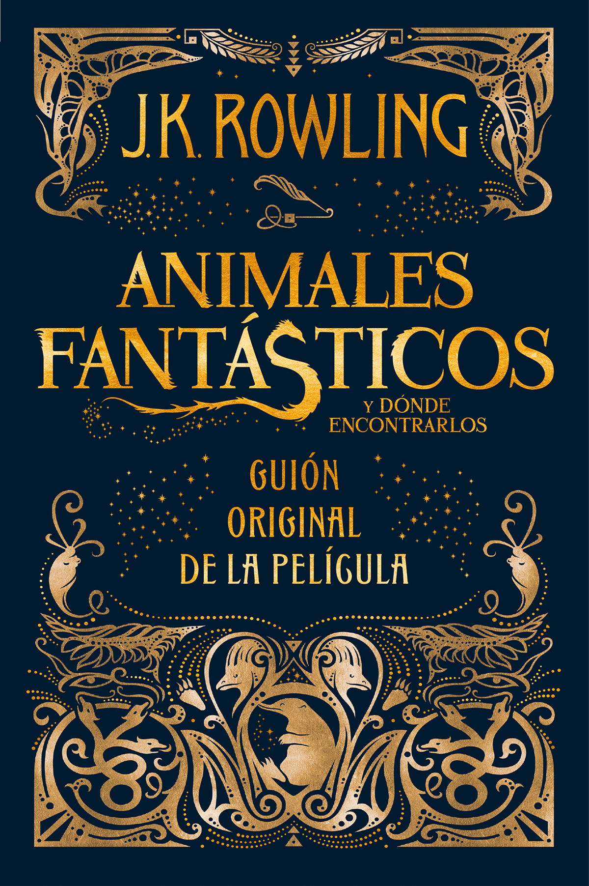 Animales fantásticos y dónde encontrarlos: Guión original ... - photo#38