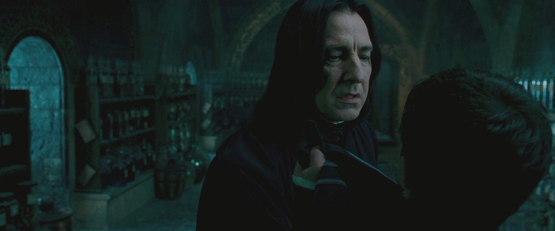Archivop5 Severus Snape Y Harry Potterjpg Harry Potter