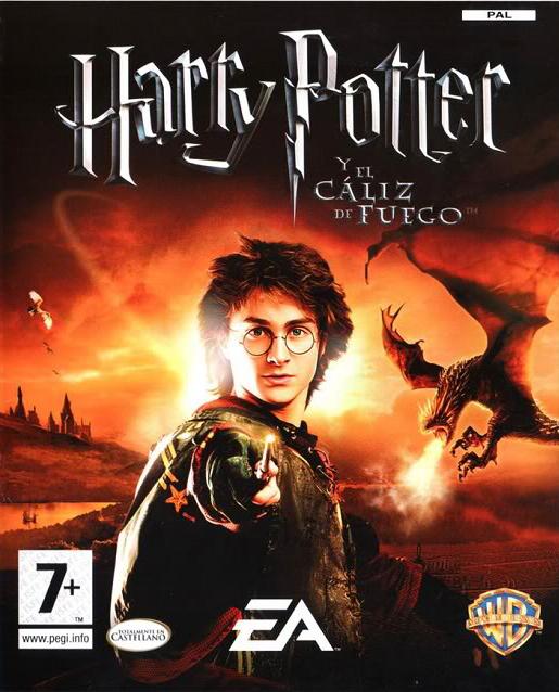 Harry Potter y el cáliz de fuego (videojuego) | Harry