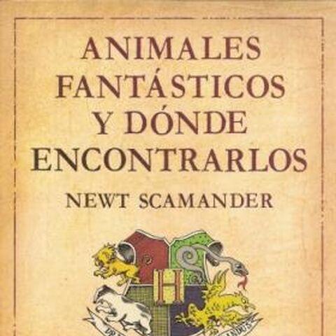 <i>Animales fantásticos y dónde encontrarlos</i>