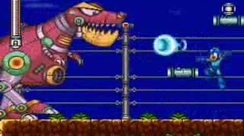 Mega Man 7 SlashMan