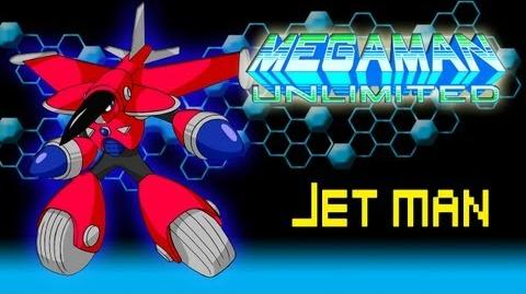 Mega Man Unlimited Walkthrough (Jet Man)