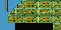 Torre de Wily/Escenario del Dr. Wily 2