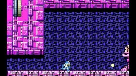Mega Man 2 Wily Stage 4 - Boobeam Trap