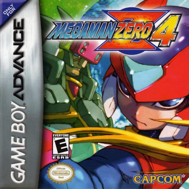 Mega Man Zero 4 Mega Man HQ Fandom powered by Wikia