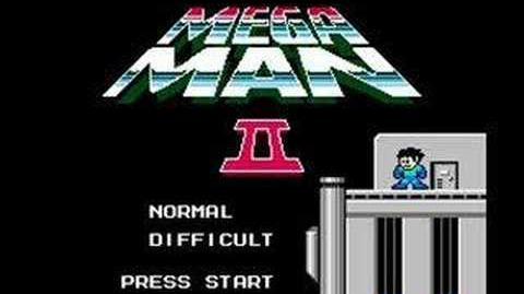 Mega Man 2 - Dr. Wily's Castle