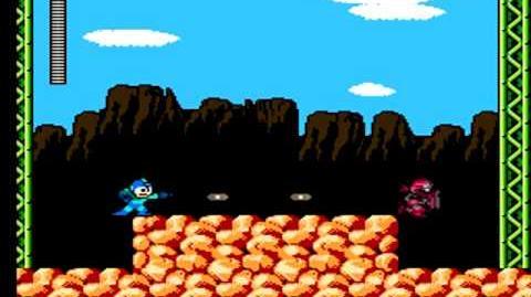Mega Man 3 (NES) Break Man