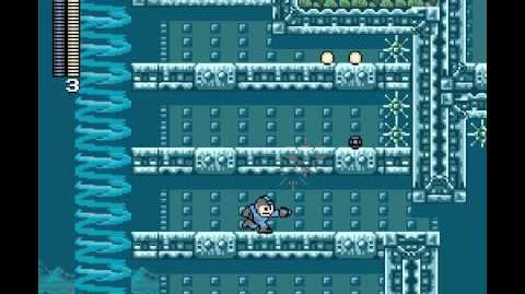 Mega Man Unlimited Whirlpool Man Stage