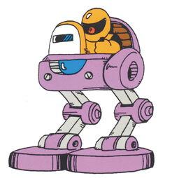 Robot Walker Joe